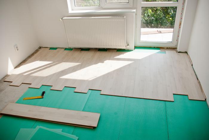 Смеси для выравнивания бетонного пола под ламинат бетон лесколово