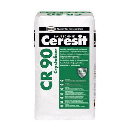 Гидроизоляционная масса проникающая Ceresit CR 90 Crystaliser (мешок 25кг), мешок