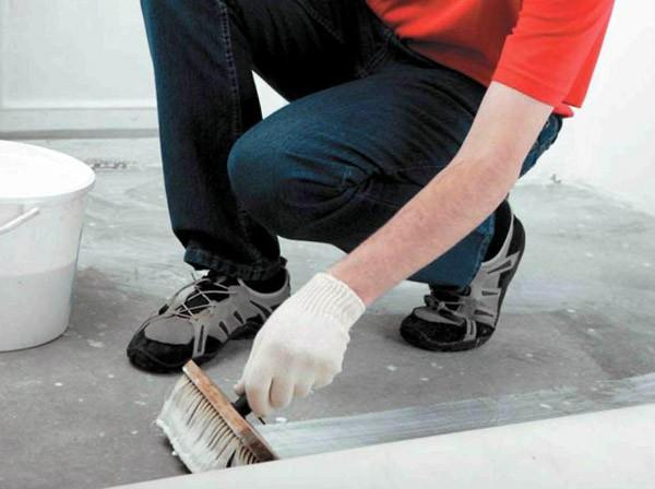 Инструкция по обработке бетонного пола