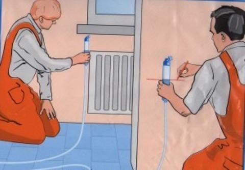 Как пользоваться гидроуровнем