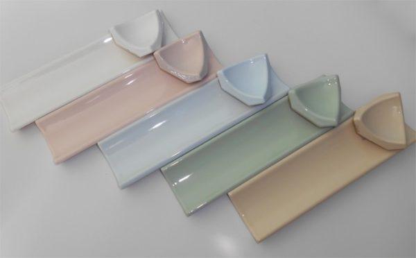Керамический плинтус - оттенки