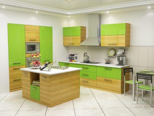 Полы на кухне что выбрать