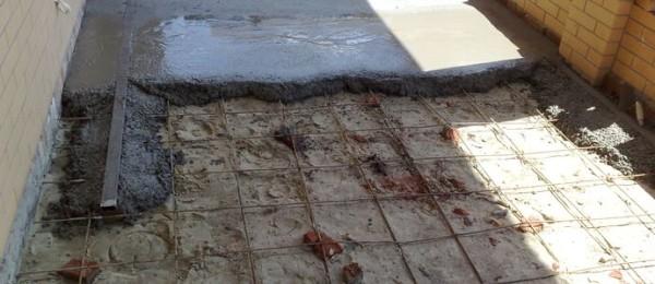 Деревянный пол по грунту на лагах в частном доме