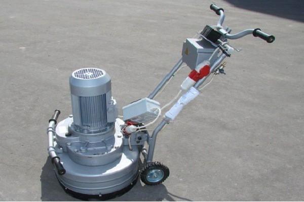 Шлифовальная машина для выравнивания бетонного базового пола