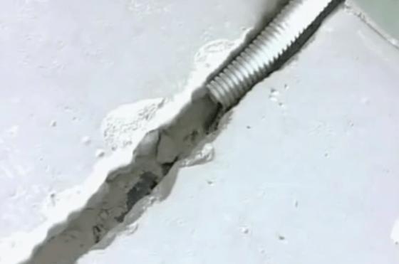 Укладка термодатчика