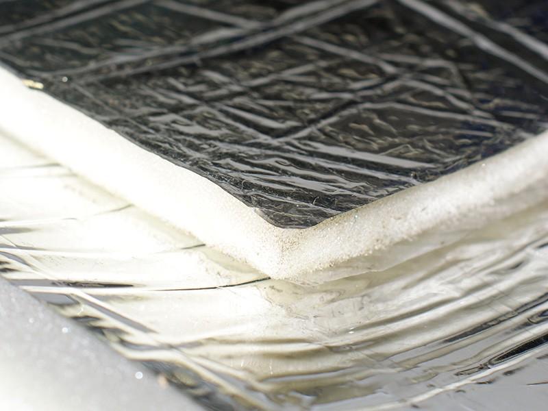 Металлизированная лавсановая плёнка