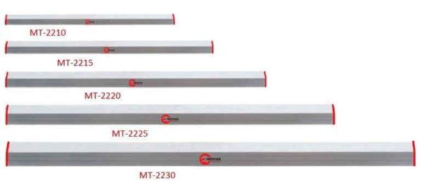 Правила алюминиевые для штукатурки и стяжки