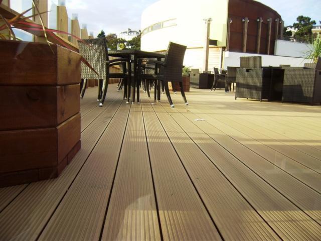 Современные террасные покрытия