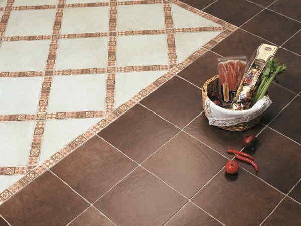Укладка плитки на пол: способы