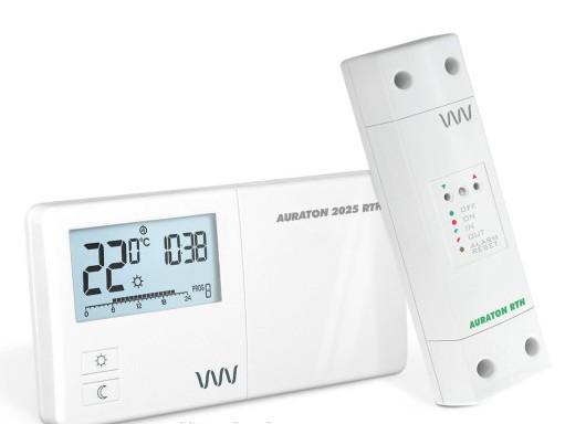 Беспроводной программируемый терморегулятор