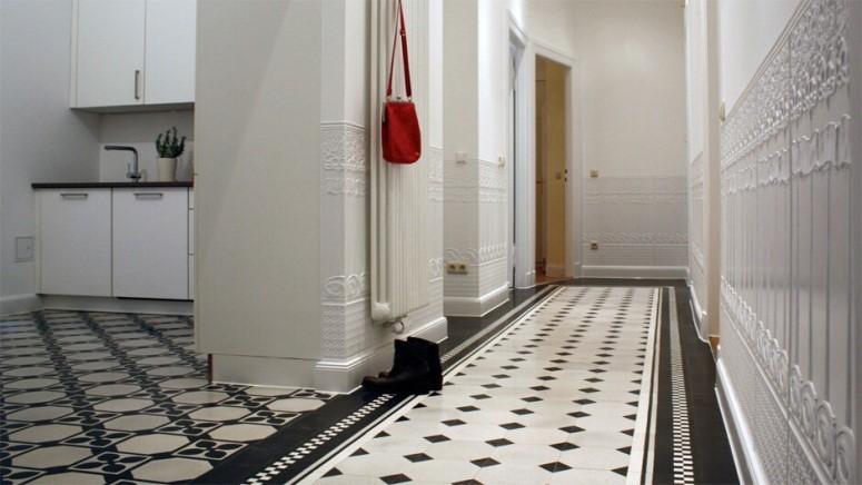В квартирах, расположенных на первых этажах, полы чаще всего нуждаются в подогреве