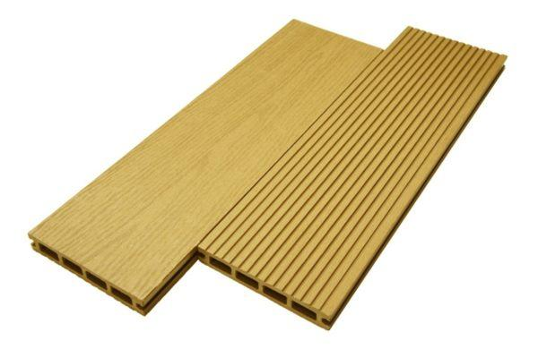 Доска из древесно-полимерного композита
