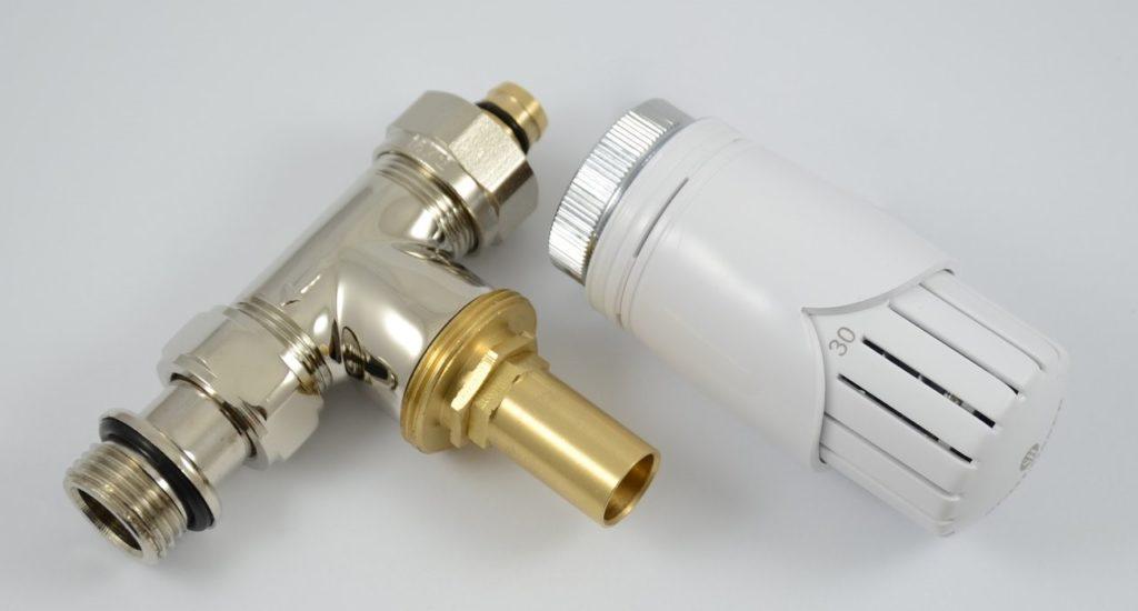 РТЛ клапан с терморегулятором