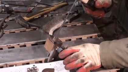 Шаг 7 – Соединения металлических заготовок