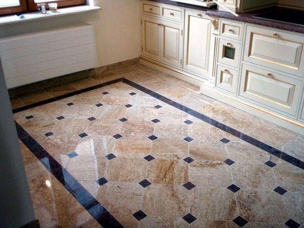 Чаще всего плитку используют в ванной комнате, на кухне, в туалете, поскольку она устойчива к влаге