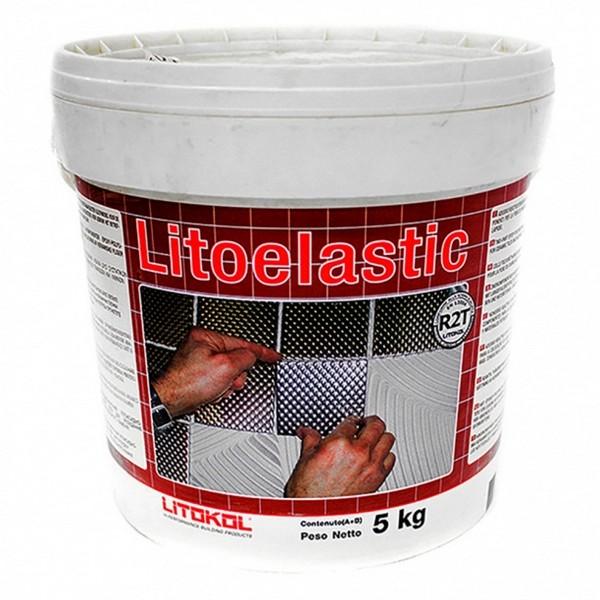 Хорошо подойдет и клеящая смесь Litoelastic