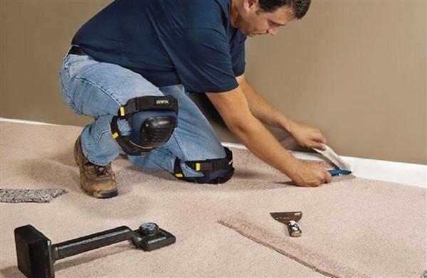 Перед укладкой материала нужно подготовить необходимые инструменты