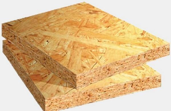ОСБ-3 в основном используется для создания сэндвич-панелей, из которых строятся дома