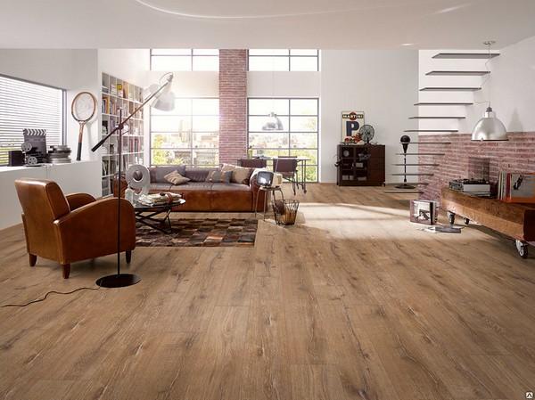 Для квартир в многоэтажном доме лучше покупать ламинат потолще