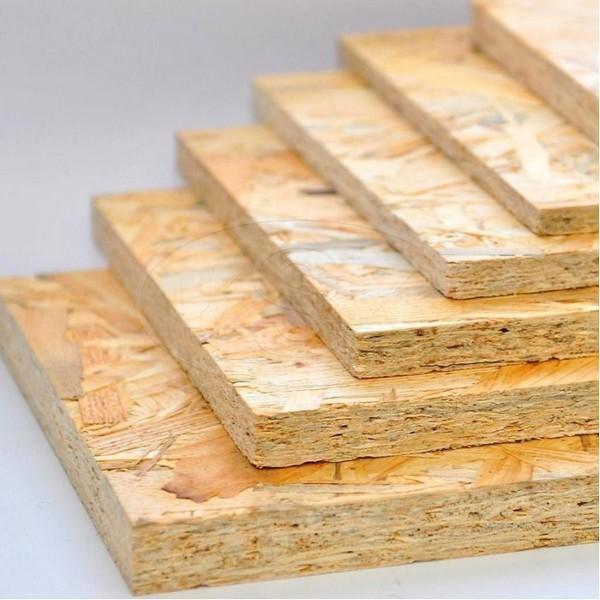 Можно найти плиты ОСБ в разных размерах, с различной толщиной