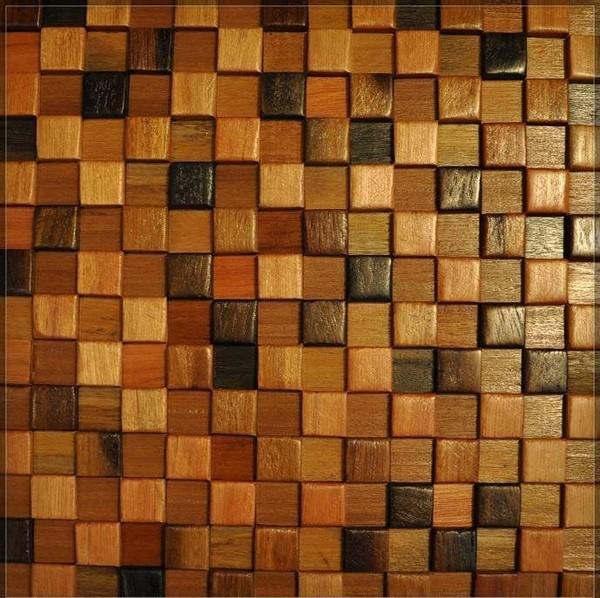 Плитка-мозаика под дерево