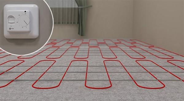 Термодатчики – обязательные элементы электрического теплого пола
