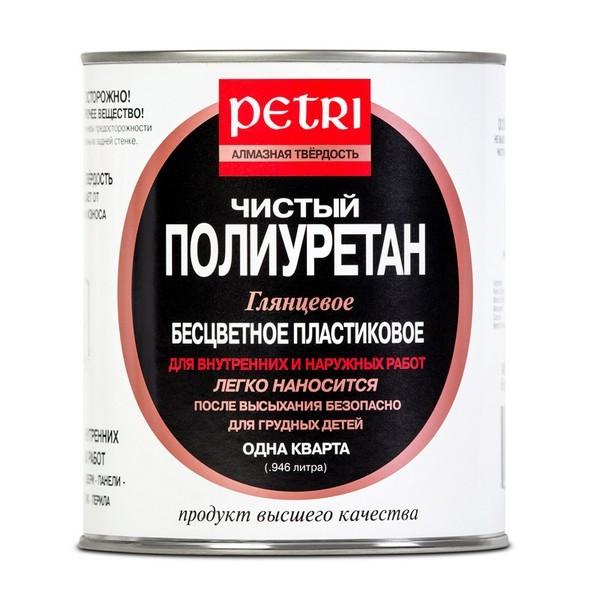 Полиуретановый лак Perti