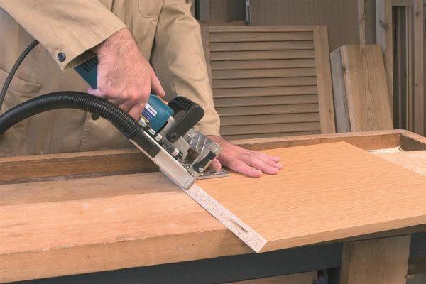 Можно использовать фрезер, если у вас есть такой инструмент