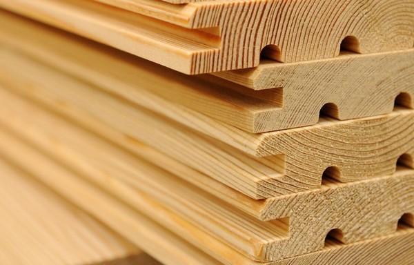 Шпунтованные доски представлены с разной шириной и длиной под разные потребности покупателей