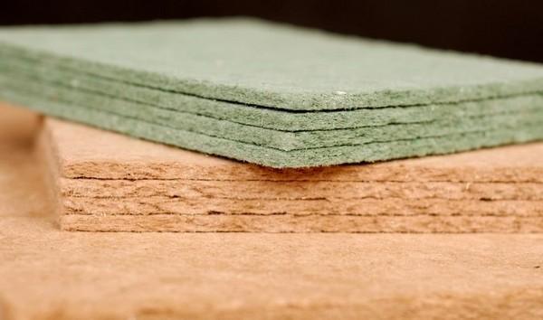Выпускают подложки под ламинат из разных материалов