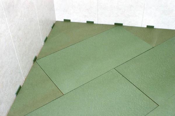 Хвойные подложки выпускаются в разных размерах, с разной толщиной