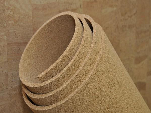 Пробковая подложка – экологически чистый материал