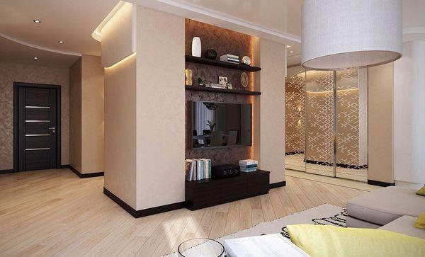 Дизайнеры рекомендуют выбирать покрытия светлых тонов, если вы хотите сделать помещение более уютным
