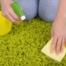 Как почистить ковер в домашних условиях: эффективные способы